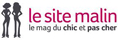 Article LE SITE MALIN