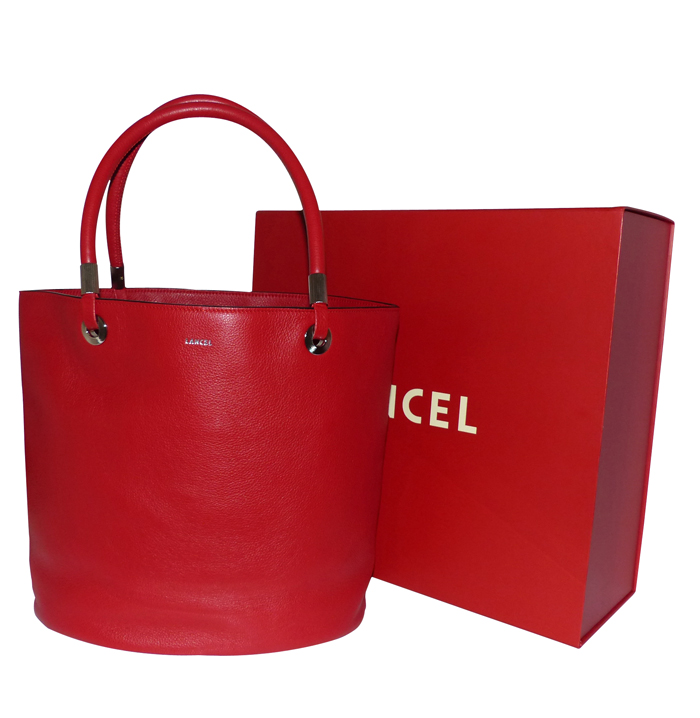 Lancel Sac shopper Flore 3ZIEP